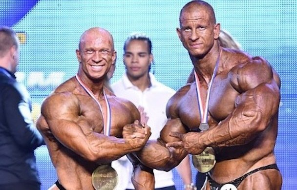 2019 IFBB Elite Pro Qualification