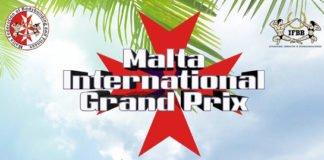 2019 IFBB Malta International Grand Prix