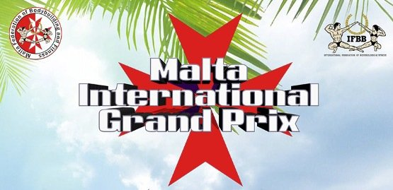 2019 IFBB Malta International Grand Prix