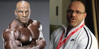 Neil Hill reveals more about Big Ramy