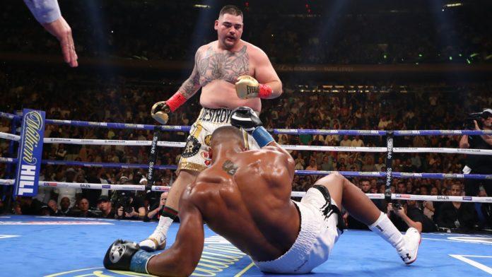 Anthony Joshua loses heavyweight titles