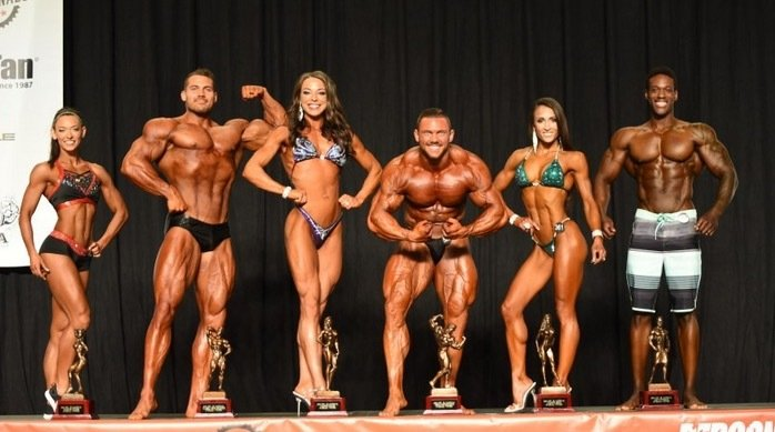 RESULTS & PHOTOS: 2019 NPC Junior Nationals