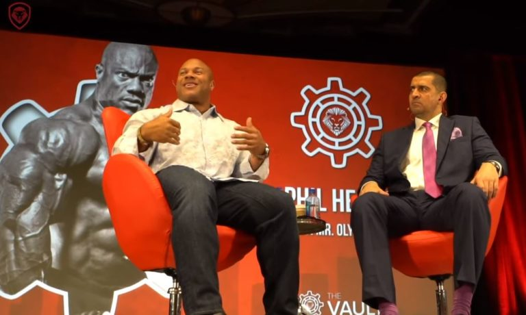 WATCH: Phil Heath – Confessions of a 7 Time Mr. Olympia