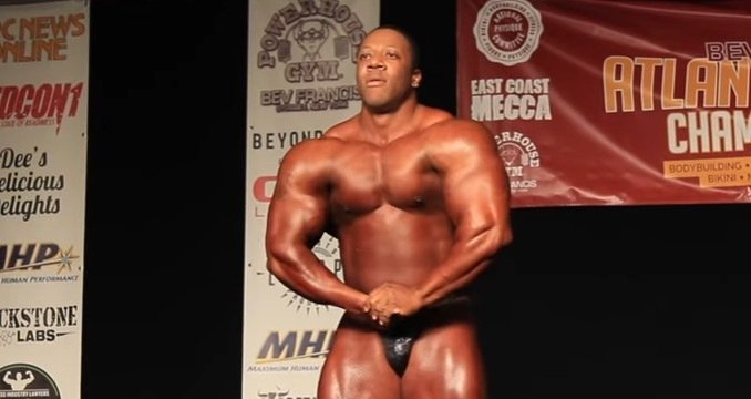 WATCH: Shawn Rhoden guest posing again… What do you think now?