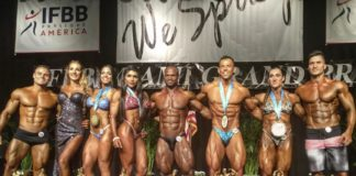 IFBB Miami Grand Prix results