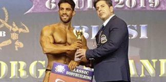 2019 IFBB Georgia Grand Prix