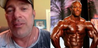 Bob Cicherillo talks Shawn Rhoden