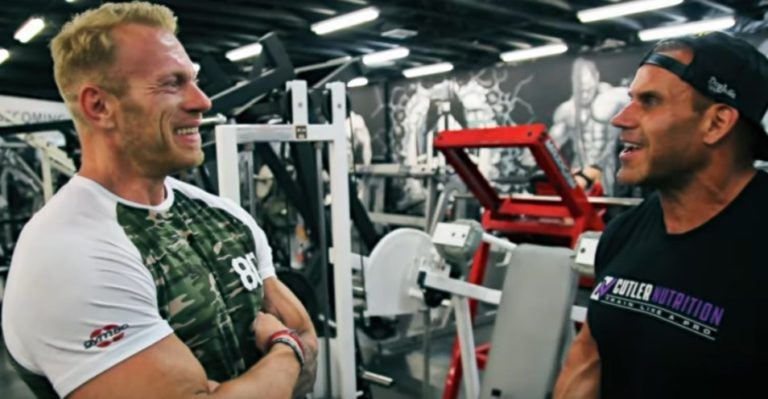 WATCH: Dennis Wolf and Jay Cutler discuss life after bodybuilding