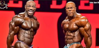 Dexter Jackson alleges Phil Heath