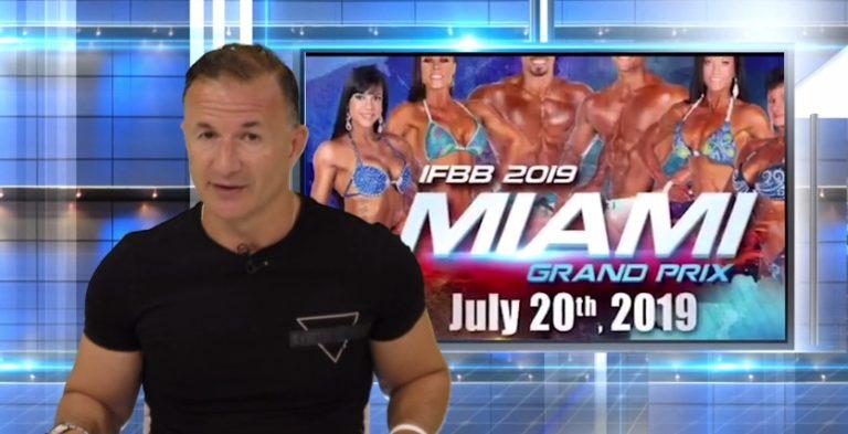 WATCH: IFBB Weekly News Episode 23