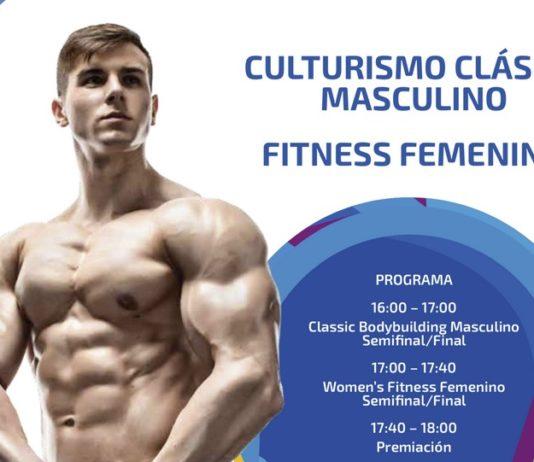 2019 Pan American Games bodybuilding