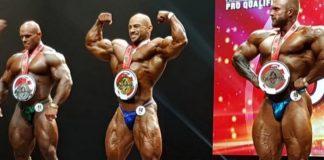 Mohamed Shaaban wins
