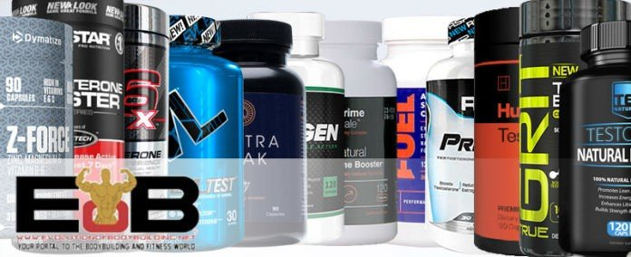 Top Testosterone Boosters review