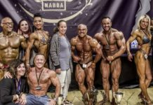 2019 NABBA World