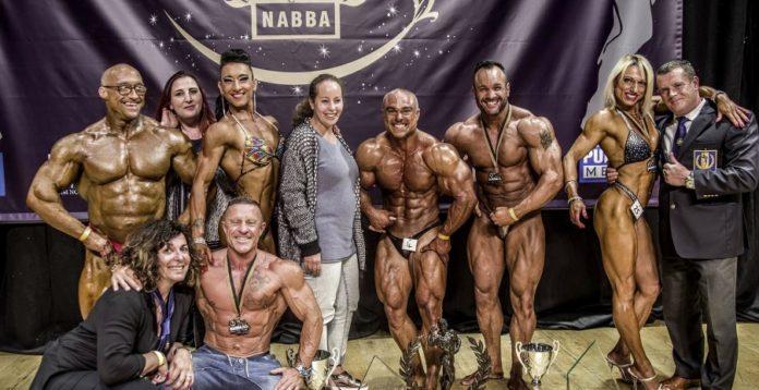 2019 NABBA World