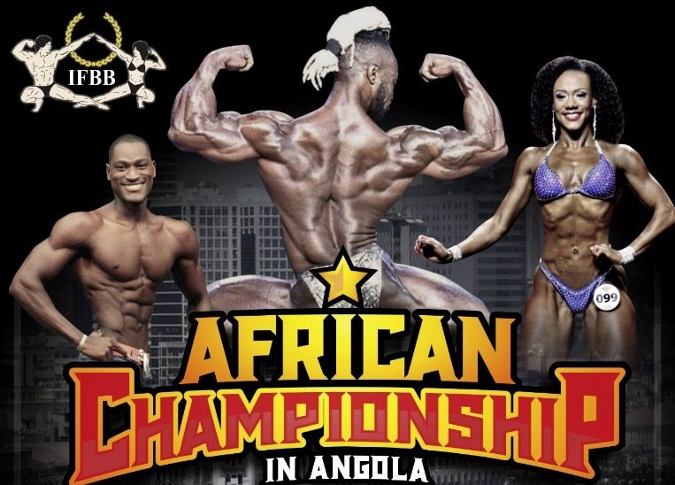 RESULTS: 2019 IFBB African Championships - Evolution of