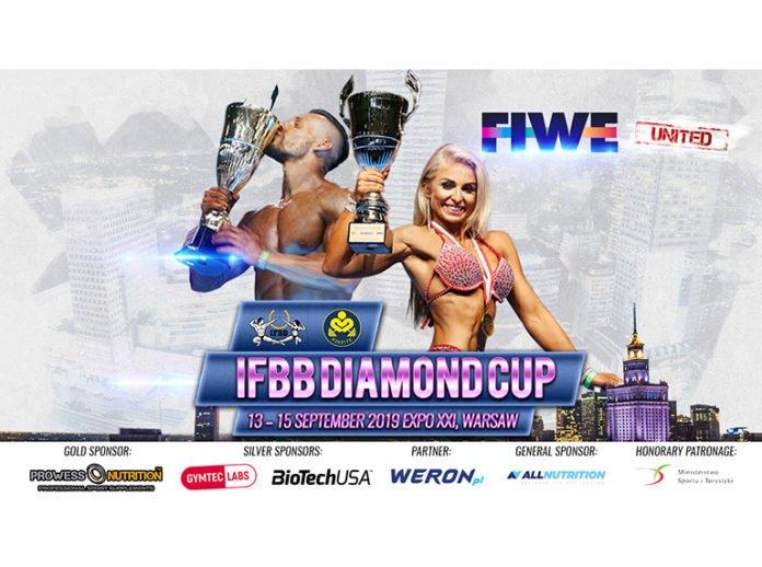IFBB Diamond Cup Warsaw