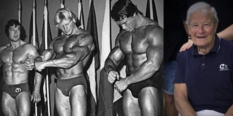 NABBA bodybuilding legend John Bubb celebrates 84th birthday