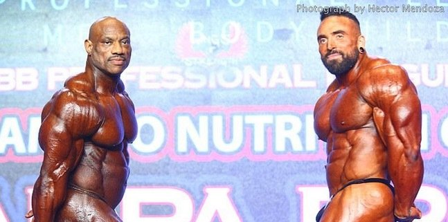 RESULTS & PHOTOS: 2019 Tampa Pro – Dexter Jackson wins!!