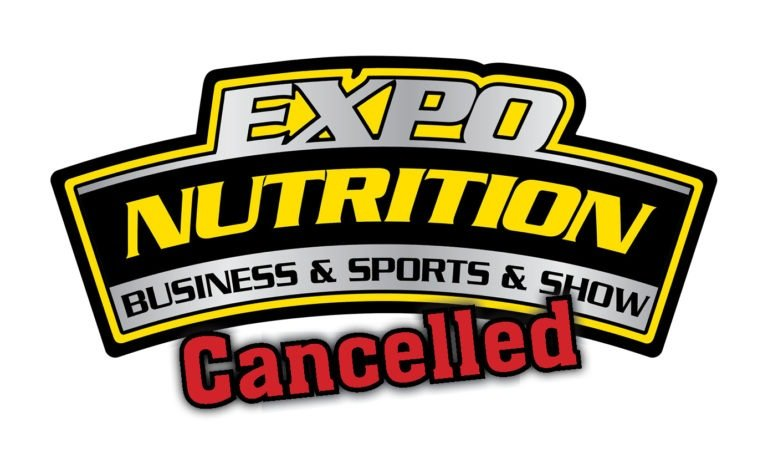 INDUSTRY NEWS: 2019 Expo Nutrition Brazil cancelled
