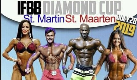 IFBB Diamond Cup Saint Martin