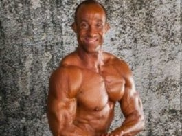 IFBB Physique America - Jim Hurtubise