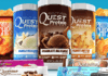 Quest Nutrition sold