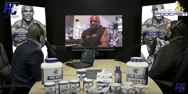 INDUSTRY NEWS: Ronnie Coleman Launches YouTube Podcast, New