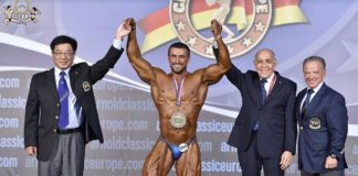 arnold classic europe results
