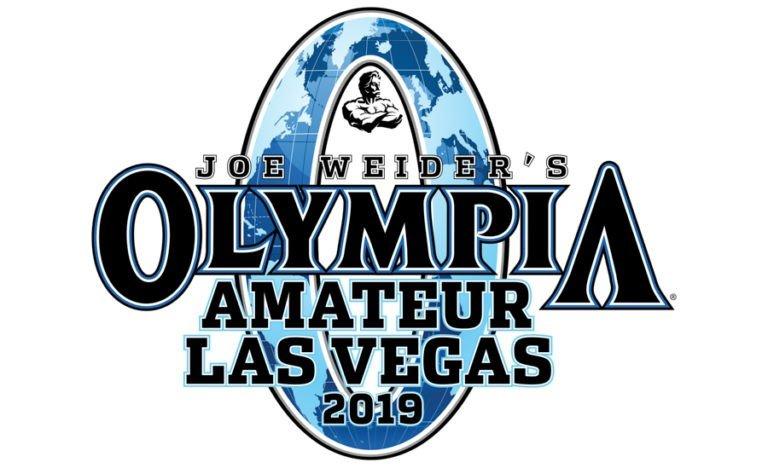 LIVE STREAMING: 2019 Amateur Olympia – Las Vegas