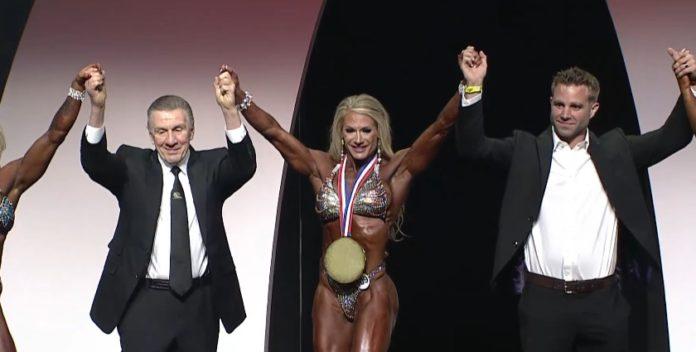 Whitney Jones fitness olympia