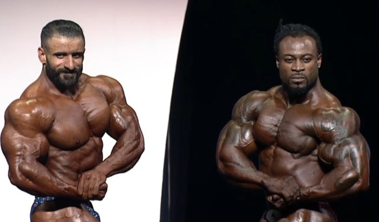 PHOTOS 2019 Mr. Olympia: First look at the Mr Olympia lineup