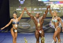 IFBB 46th South American Championships