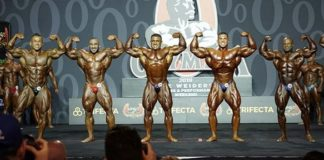 Men's 212 Bodybuilding Callout olympia