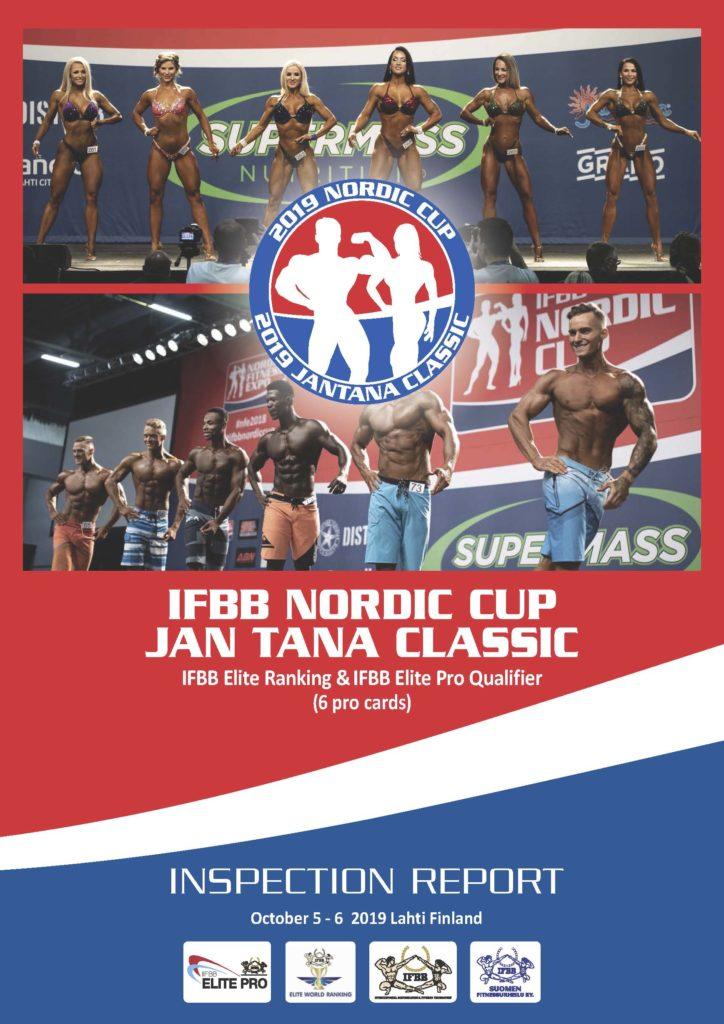 IFBB Nordic Elite Pro