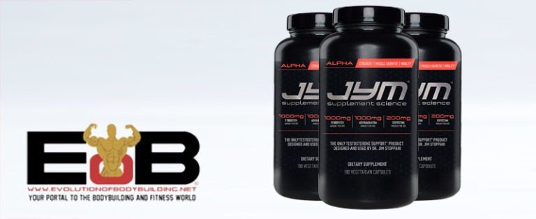 PRODUCT REVIEW: Alpha JYM Testosterone Booster