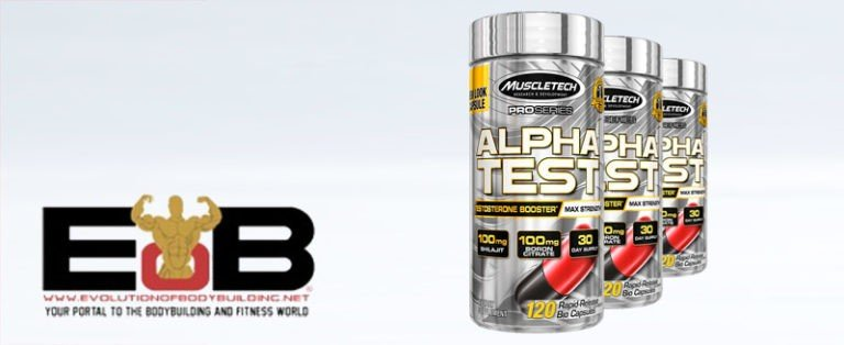 PRODUCT REVIEW: Muscle Tech Pro Series Alpha Test