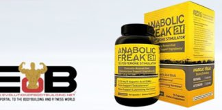 Anabolic Freak PharmaFreak review