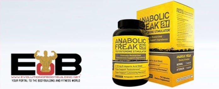 Anabolic Freak PharmaFreak review