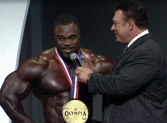 brandon curry olympia