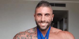 dead bodybuilder padova daniele Pozzi yamamoto