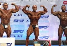 RESULTS: IFBB Diamond Cup Warsaw
