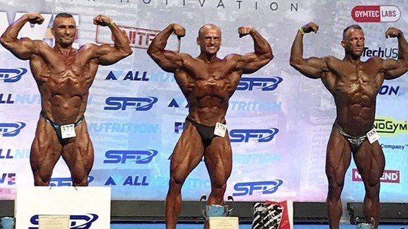 RESULTS & PHOTOS: 2019 IFBB Diamond Cup Warsaw