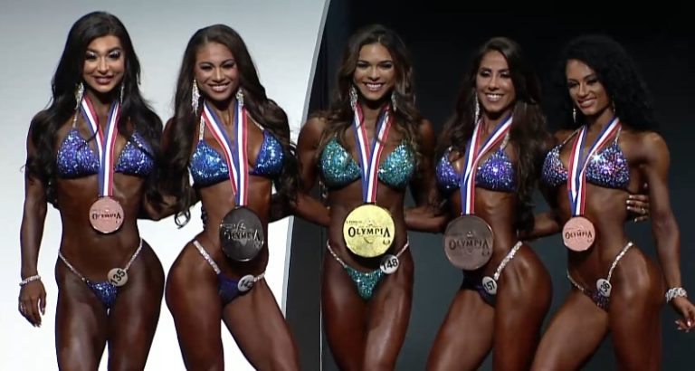 RESULTS 2019 Olympia: Elisa Pecini wins the Bikini Olympia
