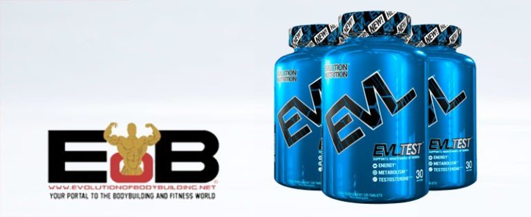 PRODUCT REVIEW: Evlution Nutrition – Evl Test