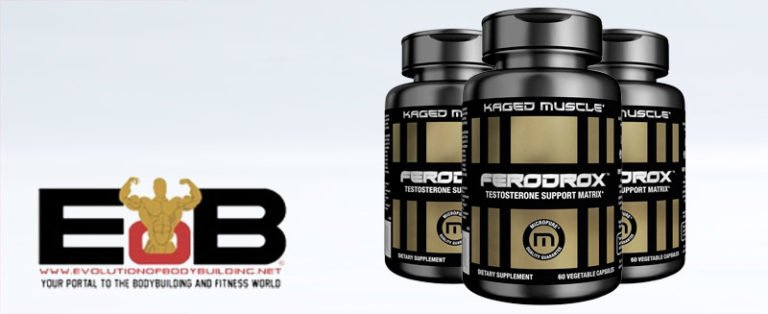 PRODUCT REVIEW: Kaged Muscle Ferodrox