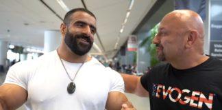 Hany Rambod hadi choopan rumors