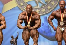 arnold classic europe results elite
