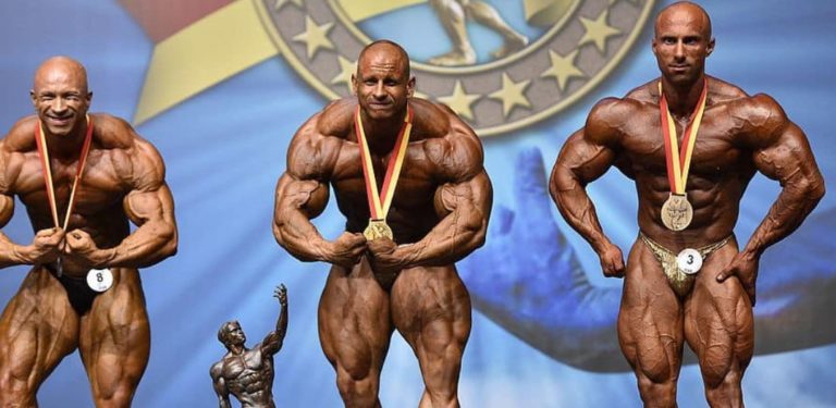 RESULTS: 2019 Arnold Classic Europe IFBB Elite Pro show