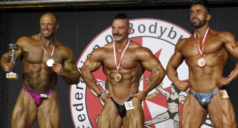 RESULTS & PHOTOS: 2019 IFBB Malta International GP and The Battle